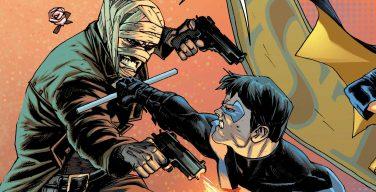 Batman: Prelude to the Wedding – Nightwing vs. Hush #1