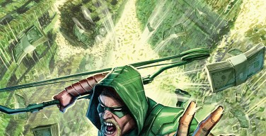 Green Arrow 3 (REBIRTH)
