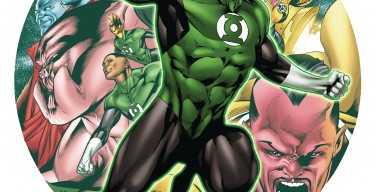 Hal Jordan and the Green Lantern Corps 1 (REBIRTH)