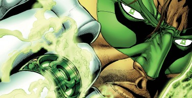 Hal Jordan and the Green Lantern Corps: Rebirth