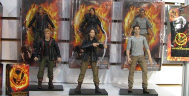 Toy Fair 2012 – Neca – Hunger Games
