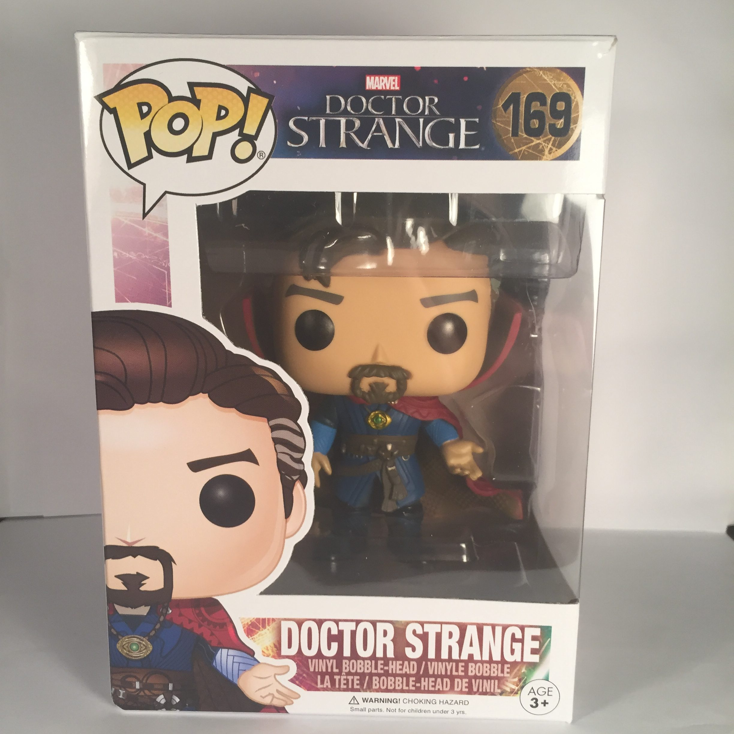 Funko Pop! Movies Dr. Strange Figure