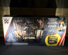 Out of Box Experience: WWE Elimination Chamber by Mattel (Ringside Collectibles Exclusive)