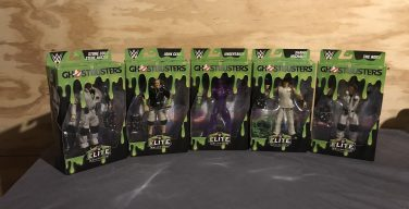 Out of Box Experience: WWE/Mattel Elite Figures by Mattel