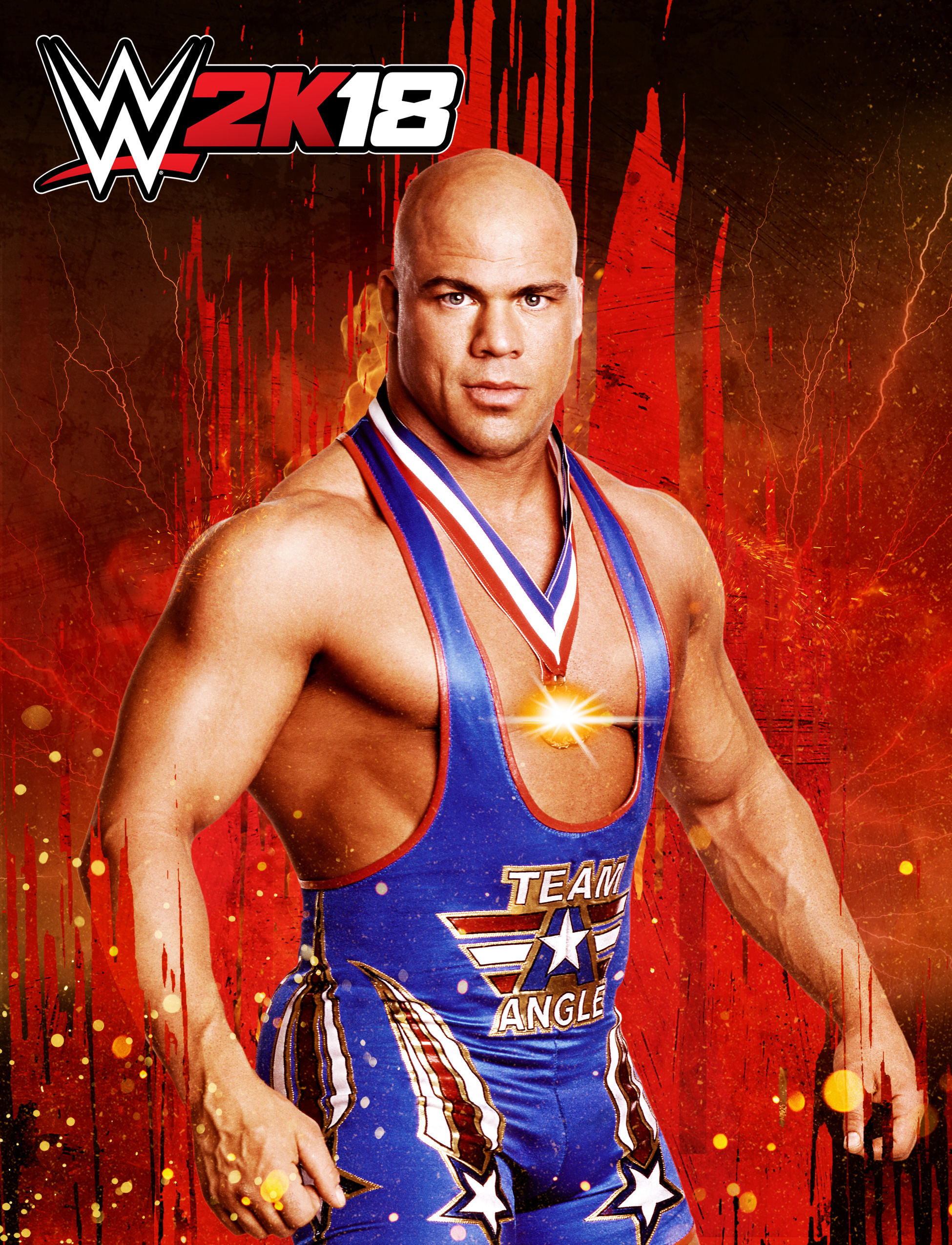 "WWE2K18 Kurt Angle Pre-Order Trailer ""SURVIVIOR"" Released"