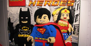 Toy Fair 2012 – LEGO