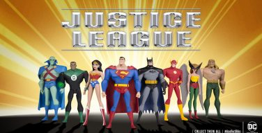 DC Collectibles announces new DC Universe EXCLUSIVE Justice League Animated figures
