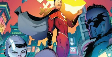 New Super-Man #1 (REBIRTH)