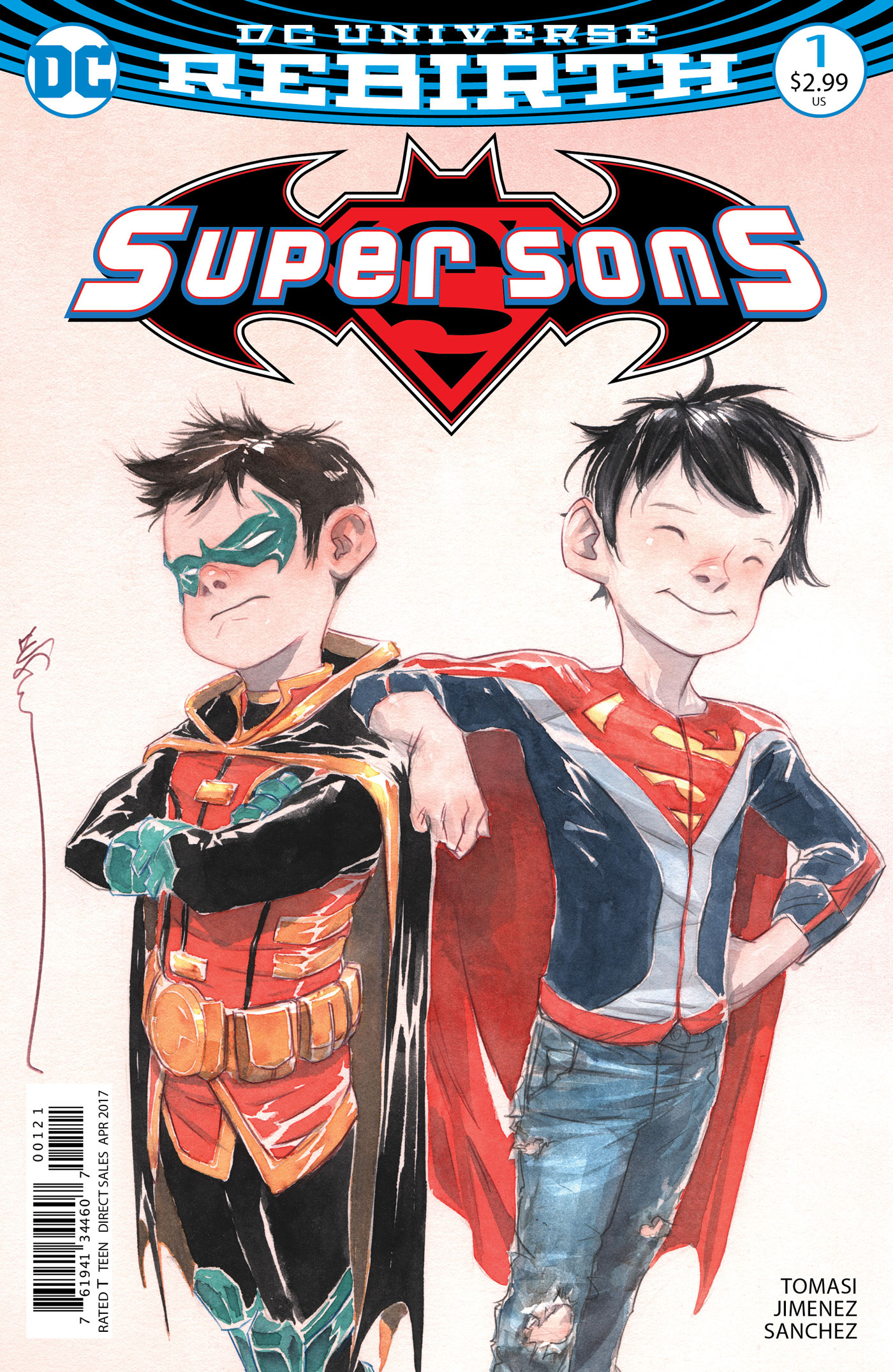 Super Sons 1 (2017)