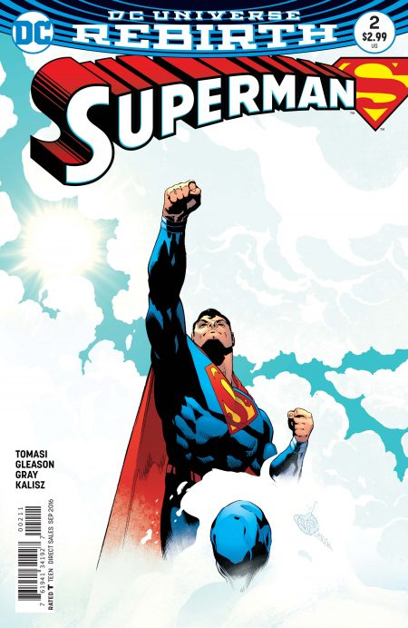 Superman 2 (REBIRTH)