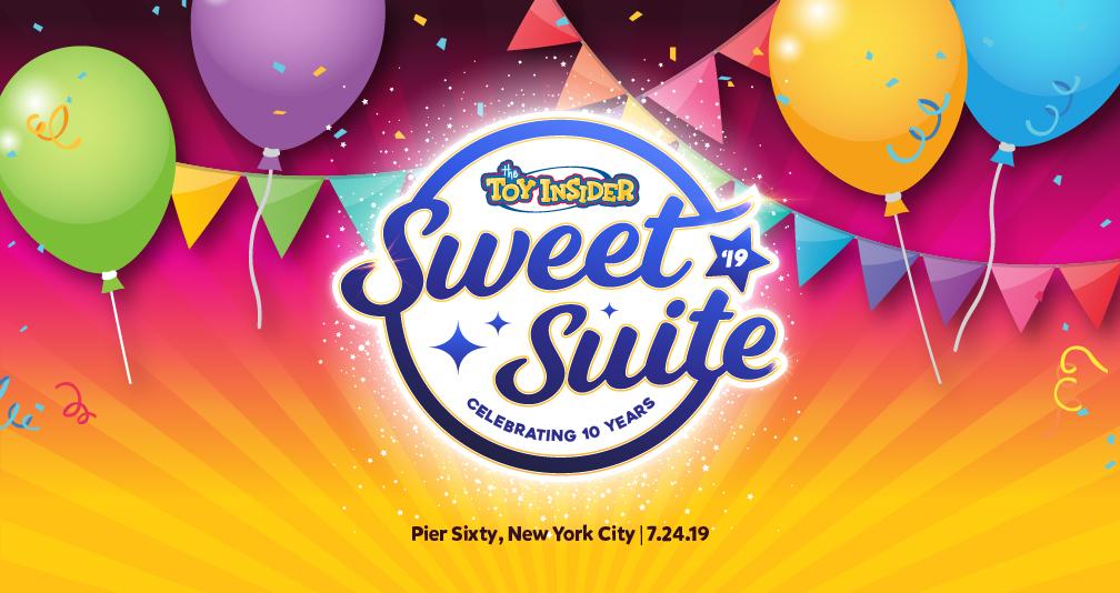 Sweet Suite 2019