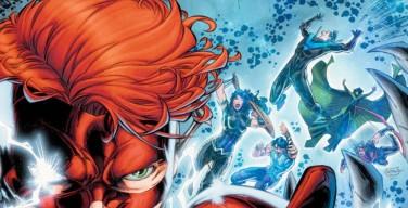Titans: Rebirth 1