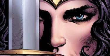 Wonder Woman: Rebirth 1