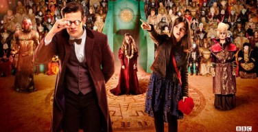 Preview – Doctor Who: Series 7 – Part 2 – Episode 7: The Rings of Akhaten