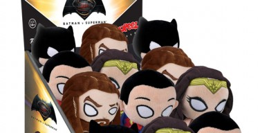 Coming Soon: Batman v Superman Mopeez & DC Pins!