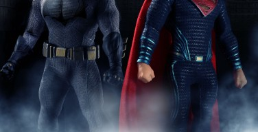 Mezco Announces One:12 Collective Batman vs Superman: Dawn of Justice Figures