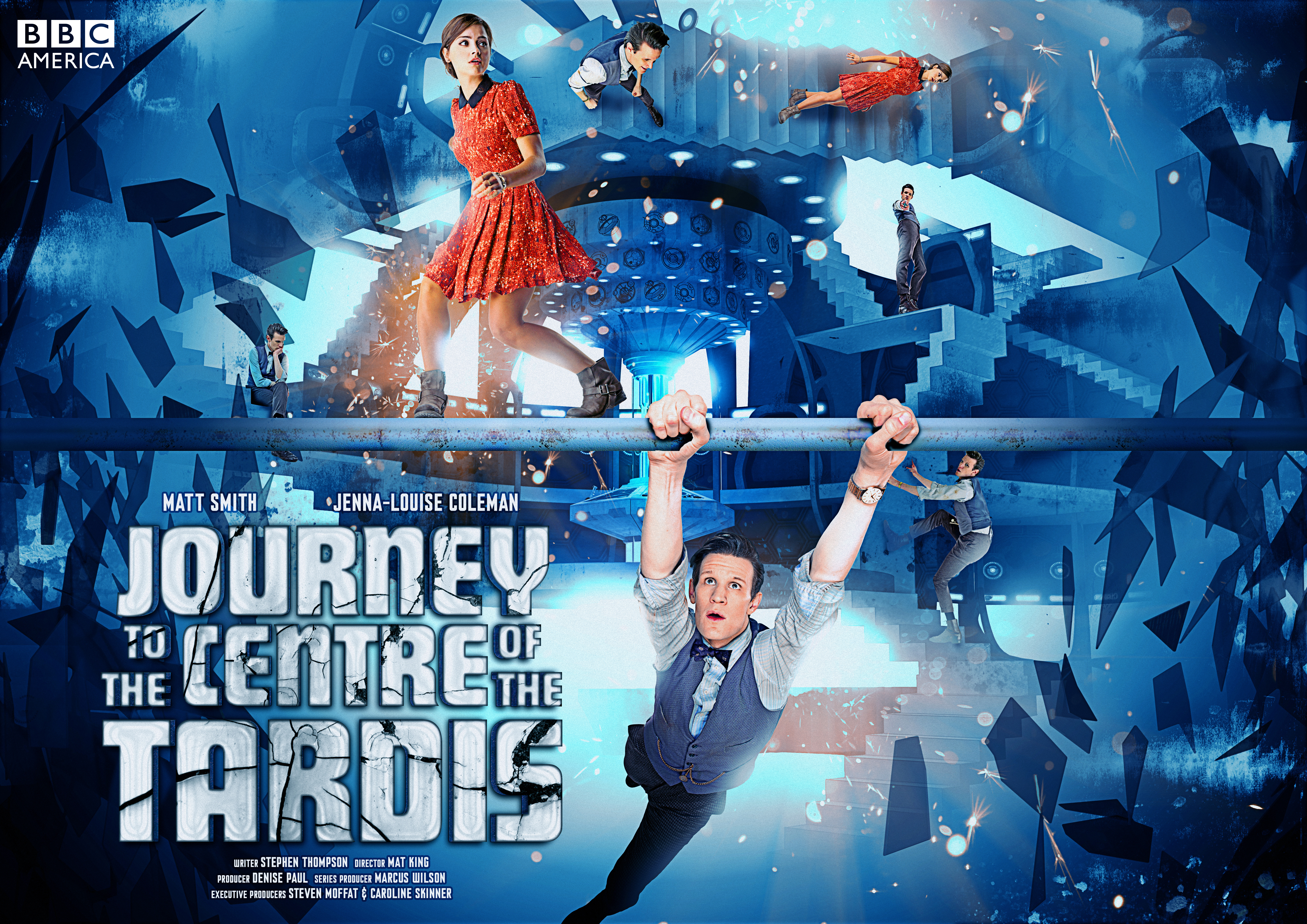 Review: Doctor Who – Series 7 – Part 2 – Episode 10: Journey to The Centre of the TARDIS