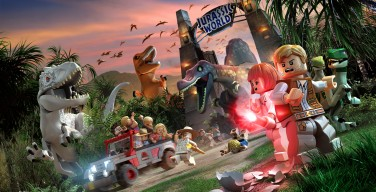 VIDEO GAMES: REVIEW: LEGO Jurassic World