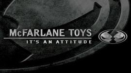 Toy Fair 2012 – McFarlane Toys