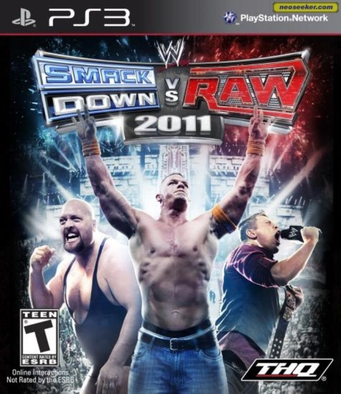 REVIEW REVISITED: WWE SMACKDOWN VS. RAW 2011