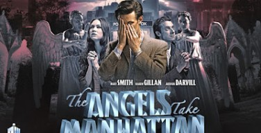 Doctor Who – Series 7 – Episode 5: The Angels Take Manhattan – Preview