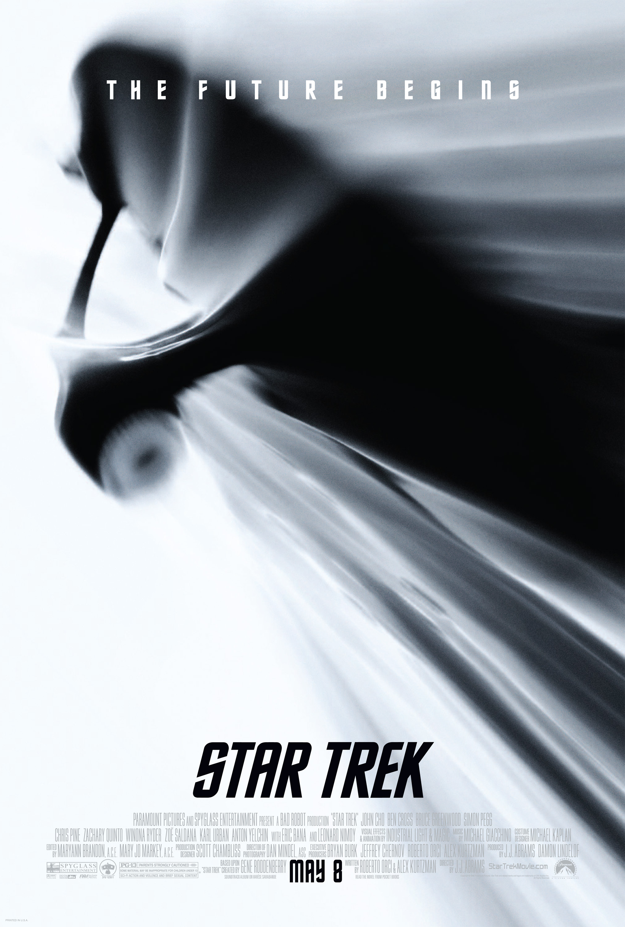 New Star Trek Poster